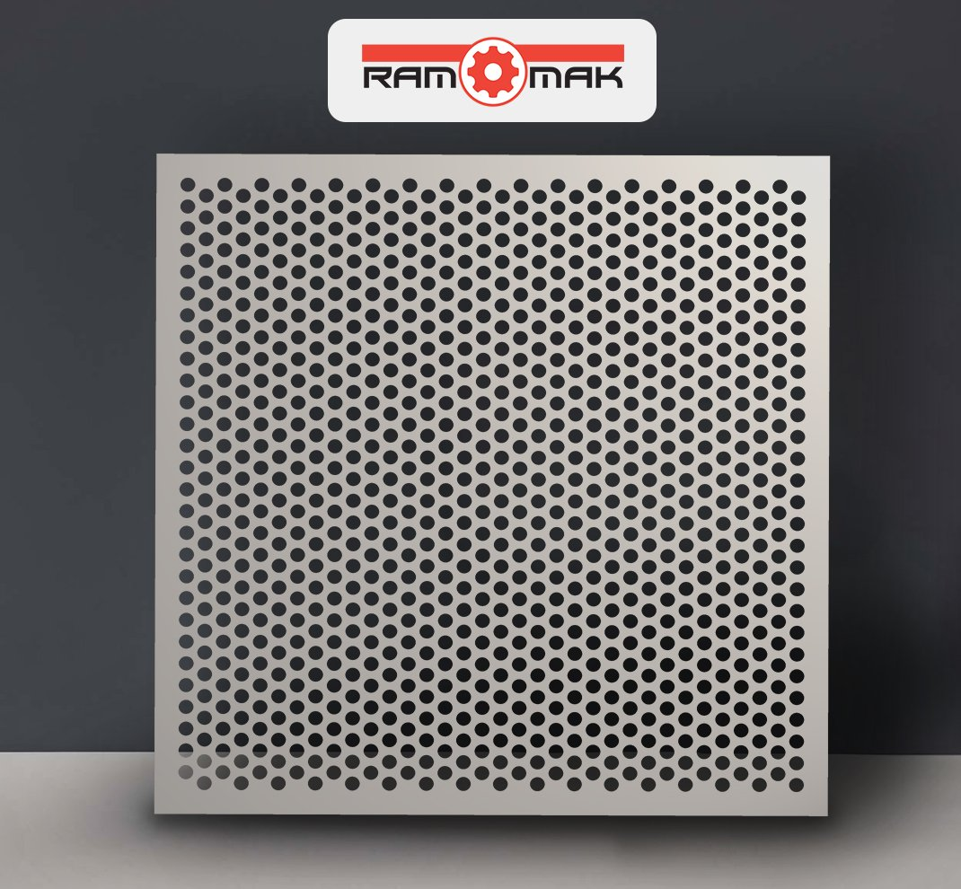 Otoklav Seperatörü (Perforated Sheets for Autoclaves)